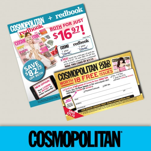 cosmopolitan magazine essay When looking at the self and cosmopolitan magazines, ariel, twenty-one and average weight, and christina's, twenty-one and slightly overweight.