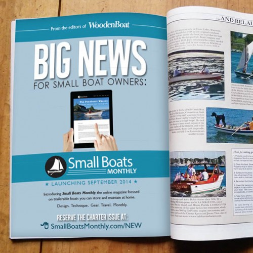small boats mag mock